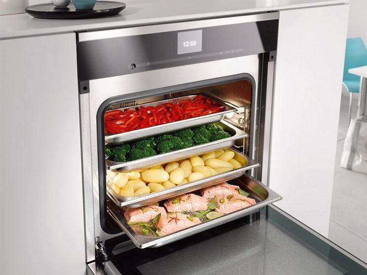 High Quality Con La Cotture A 100% A Vapore Si Potranno Inoltre Cuocere Verdure Senza  Alterare Le Naturali Proprietà Nutritive Delle Stesse Ne Perdere Nel  Processo Di ...
